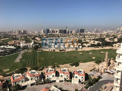 2 Bedroom Apartment for Rent in Jumeirah Village Circle (JVC), Dubai - Exclusive / Luxury Furnished / Golf Facing / NO COMMISSION
