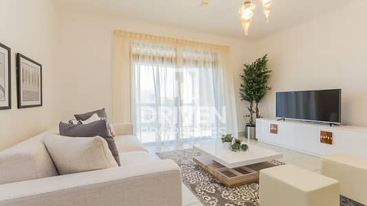 2 Bedroom Flat for Rent in Old Town, Dubai - Furnished 2 Bedroom Unit with Study Room