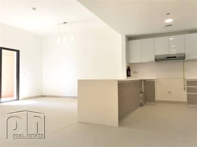 2 Bedroom Flat for Rent in Jumeirah Golf Estate, Dubai - Available Now | Alandalus Courtyard View | Luxury New Development