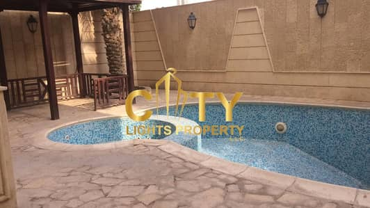 8 Bedroom Villa for Rent in Al Nahyan, Abu Dhabi - Perfect Family Villa in a Good Location