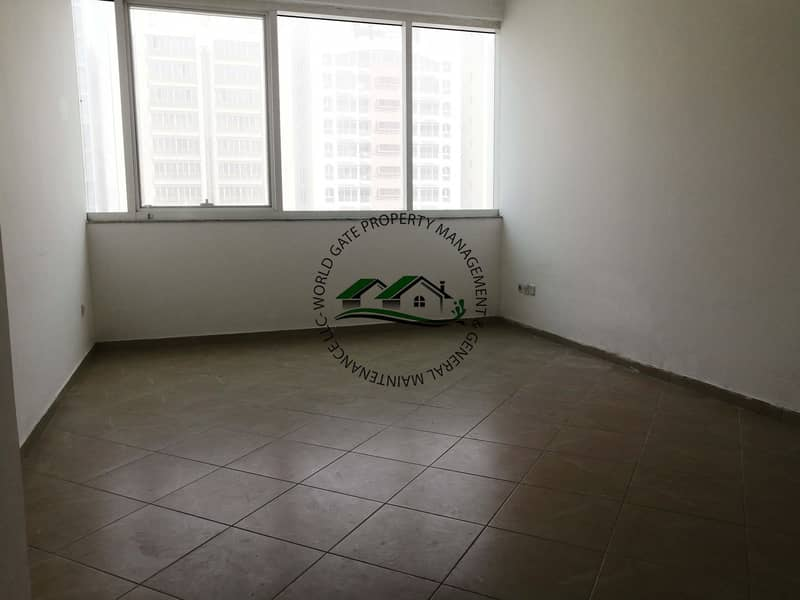 2 Very Affordable and Neat 1BHK near Al Wahda Mall