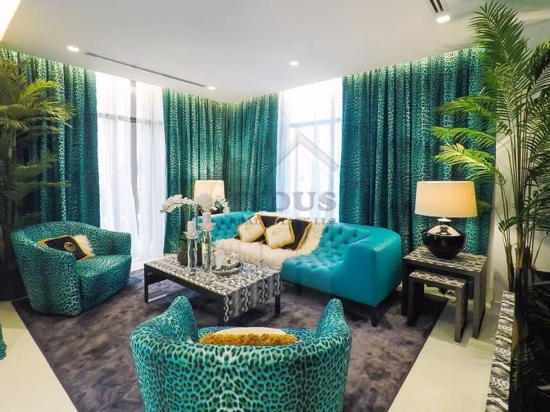 3BR Villa Just Cavalli | Payable Over 3 Years