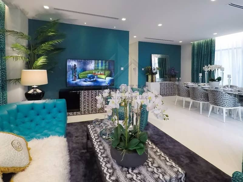 2 3BR Villa Just Cavalli | Payable Over 3 Years