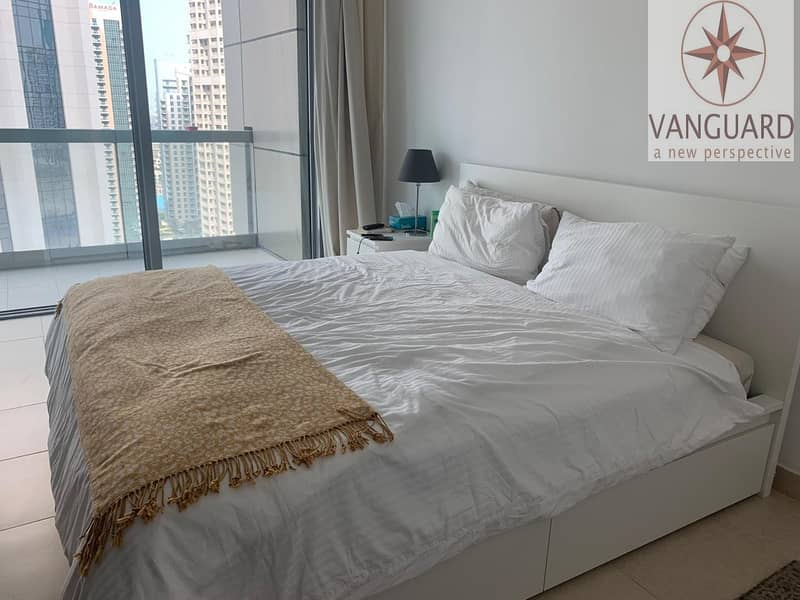 2  2bed with Pool View in 8 Blvd walk