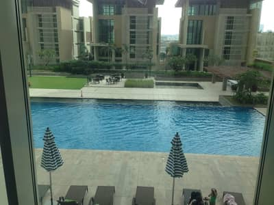 Fantastic View Full Furnished 1 BR in Maha Tower Marina Square
