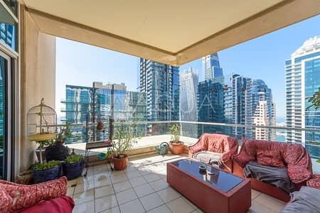 بنتهاوس 6 غرف نوم للبيع في جزيرة الريم، أبوظبي - Luxury Penthouse   Marina Heights   6 Beds