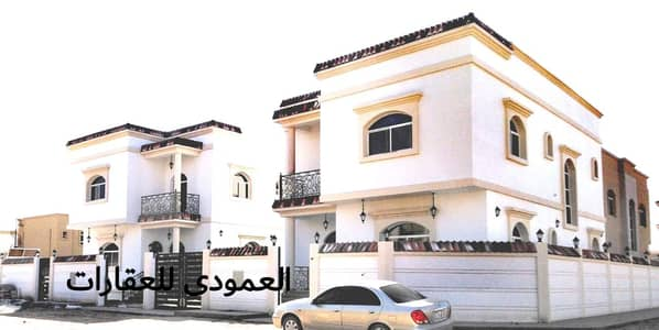 I own the most luxurious and magnificent villas with the lowest installments, modern design and finishing of the most luxurious and finest materials in the Rawda area