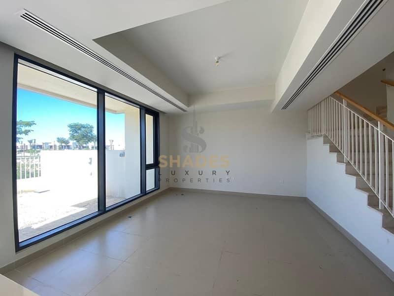 Brand new | Corner villa | Single row | 4BR with maid