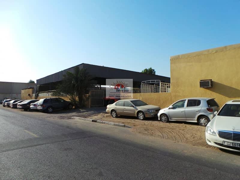 Umm Ramool Warehouse For Rent