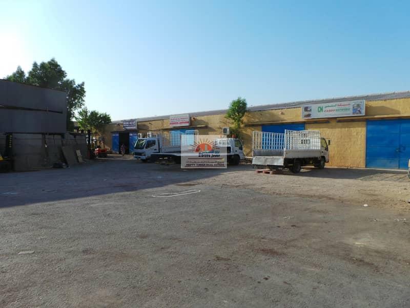 2 Umm Ramool Warehouse For Rent