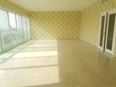 4 Bedroom Flat for Rent in Al Khalidiyah, Abu Dhabi - New Building! SEA VIEW | 4 BHK BIG Kitchen | Maids Room | Balcony | @105K!