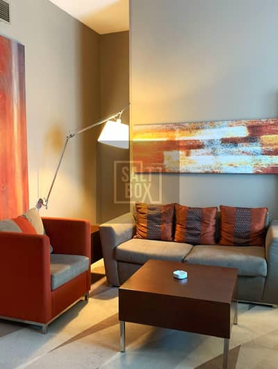 1 Bedroom Hotel Apartment for Rent in Al Barsha, Dubai - Beautiful and Cozy Apartment next to the Mall of the Emirates