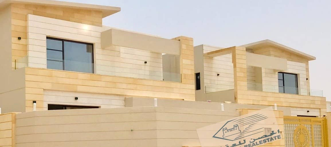 A full-featured villa in a great location near Sheikh Mohammed Bin Zayed Road