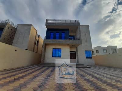 5 Bedroom Villa for Sale in Al Mowaihat, Ajman - Elegant design villa on a modern main street from the owner
