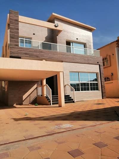 5 Bedroom Villa for Sale in Al Mowaihat, Ajman - European design villa on a large street