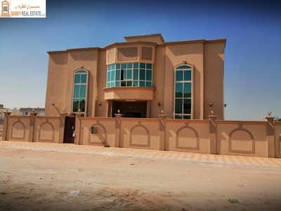 New villa finishing Super Deluxe Corner opposite Ajman Academy and NESTO