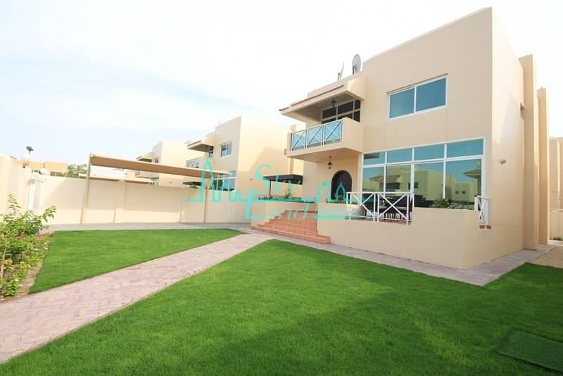2 Beautiful very spacious 3 bed with lovely garden  Umm Suqeim 1