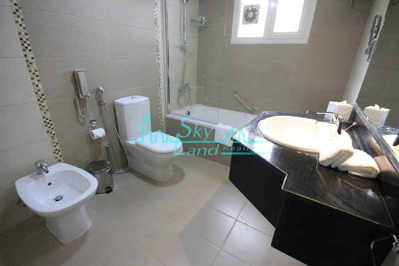 15 Beautiful very spacious 3 bed with lovely garden  Umm Suqeim 1