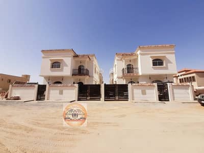 Villas for sale in Ajman, Al Mowaihat and Al Rawda, freehold for all nationalities