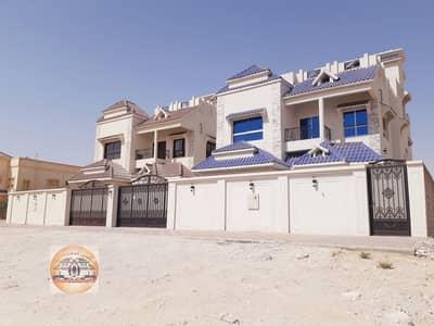 6 Bedroom Villa for Sale in Al Mowaihat, Ajman - Villas for sale in Ajman, Al Mowaihat and Al Rawda, freehold for all nationalities