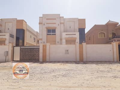 5 Bedroom Villa for Sale in Al Mowaihat, Ajman - Villas for sale in Ajman, Al Mowaihat and Al Rawda, freehold for all nationalities