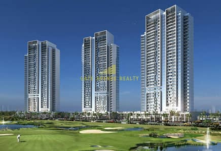 2 Bedroom Apartment for Sale in DAMAC Hills (Akoya by DAMAC), Dubai - 2 BR with Golf Course View! 4.3 Yrs Payment Plan!4% DLD Off