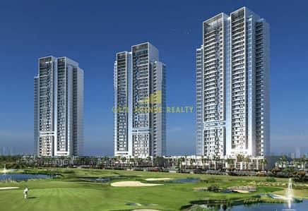 Studio for Sale in DAMAC Hills (Akoya by DAMAC), Dubai - Golf Course View Studio! 4% DLD Off! 4.3 Yrs Payment Plan