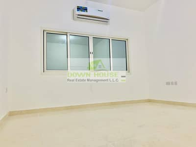 1 Bedroom Apartment for Rent in Khalifa City A, Abu Dhabi - First tenant !! Amazing brand new 1 bedroom hall with separate kit