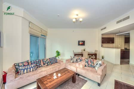 Fully Furnished | Spacious 2 BR | Ready To Move