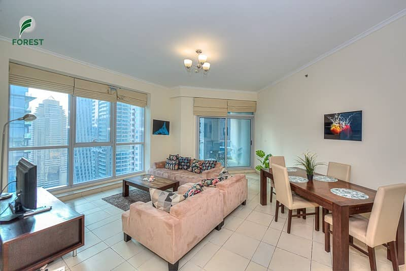 2 Fully Furnished | Spacious 2 BR | Ready To Move