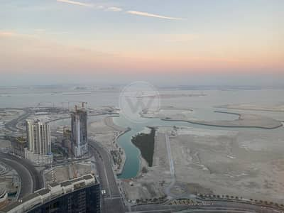 3 Bedroom Apartment for Rent in Al Reem Island, Abu Dhabi - High floor | Vacant now | Great facilities