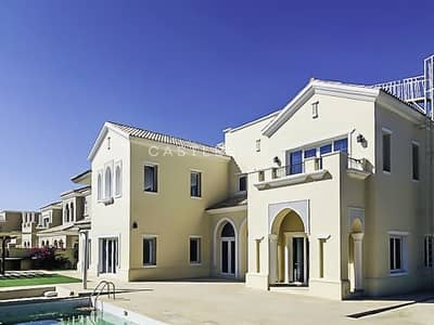 7 Bedroom Villa for Rent in Arabian Ranches, Dubai - Spacious 7 bed+maids+drivers in Polo Homes