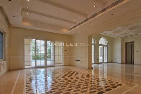 فیلا 7 غرف نوم للايجار في المرابع العربية، دبي - Spacious 7 bed+maids+drivers in Polo Homes