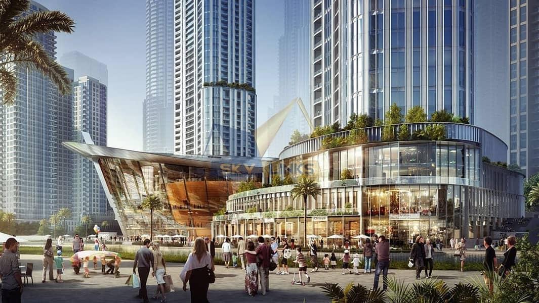 2 Burj Khalifa and Fountain Views 4 BR PENT HOUSE FOR SALE