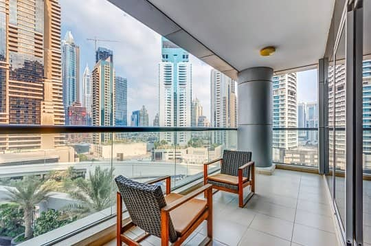 2 Bedroom| SkyView Tower|Chiller Free|Multiple Chq