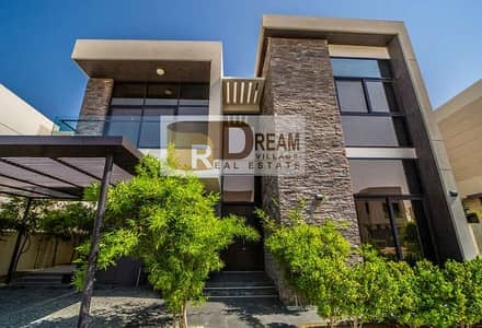 6 Bedroom Villa for Sale in Umm Suqeim, Dubai - STAND ALONE VILLA   6 BED ROOM  V3 TYPE  GOLF VIEW