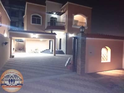 Villa for sale in Ajman luxury design and magnificence finishes freehold for all nationalities