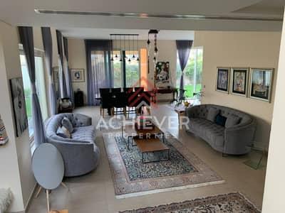 فیلا 4 غرف نوم للايجار في جميرا بارك، دبي - Single Row | 4 Bedroom+Maid | Best Layout