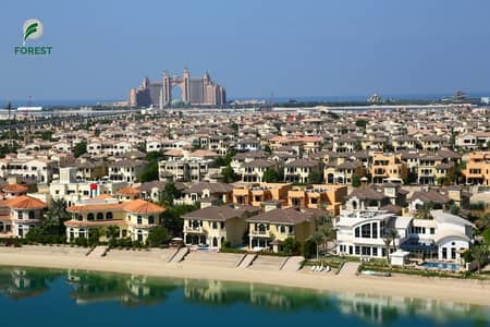 2 Bedroom Apartment for Rent in Palm Jumeirah, Dubai - Mesmerizing Sea and Atlantis View | 2BR | Vacant