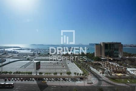 فلیٹ 2 غرفة نوم للايجار في دبي مارينا، دبي - Magnificent Unit|Breath-taking Sea Views