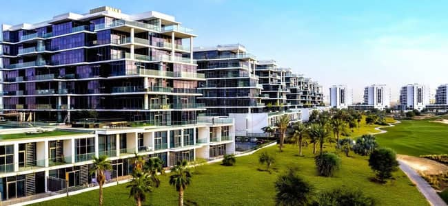 1 Bedroom Flat for Sale in DAMAC Hills (Akoya by DAMAC), Dubai - Ready to move-in Furnished Apts at Golf Community