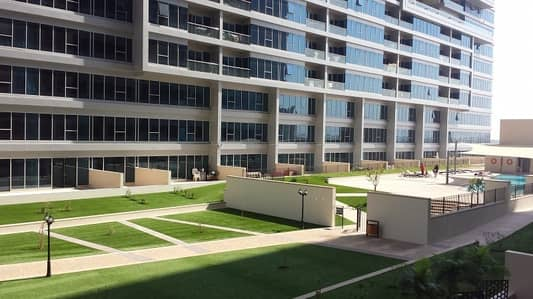 استوديو  للايجار في دبي لاند، دبي - Pay Monthly | High-Quality Furniture | From March 1st |