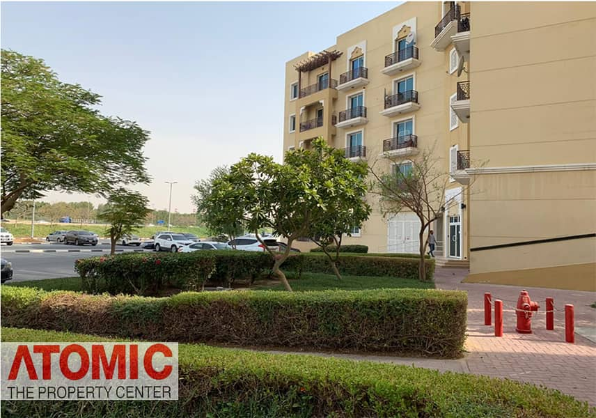13 STUDIO FOR RENT IN EMIRATES CLUSTER WITH BALCONY