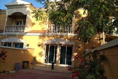 تاون هاوس 1 غرفة نوم للايجار في مثلث قرية الجميرا (JVT)، دبي - Green Cozy Garden | Very Private | Close To Park |