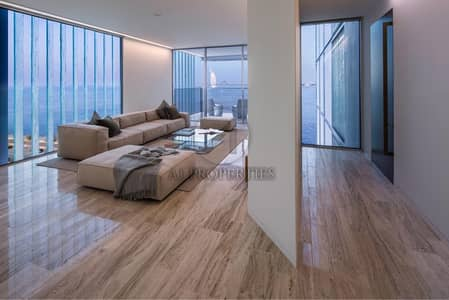 4 Bedroom Penthouse for Rent in Palm Jumeirah, Dubai - Brand New Furnished 4 BR Penthouse No commission
