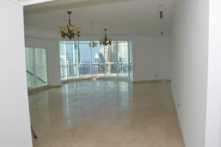 بنتهاوس 3 غرف نوم للبيع في دبي مارينا، دبي - panaramic marina view| luxurious|best deal