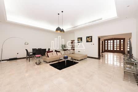 5 Bedroom Villa for Rent in Umm Suqeim, Dubai - Spacious | Study | Shared Pool | Key Location