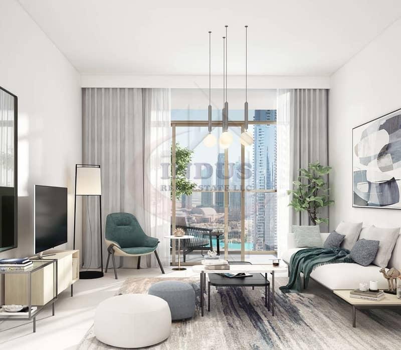 2 bedroom with en-suites bathrooms | Burj Crown - Downtown Dubai
