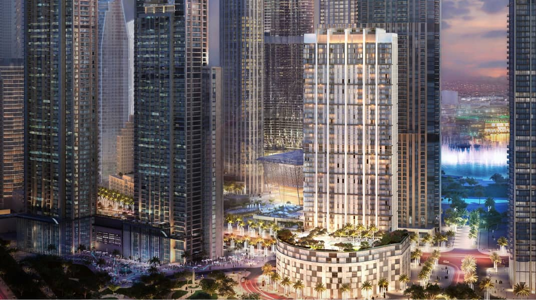 13 2 bedroom with en-suites bathrooms | Burj Crown - Downtown Dubai