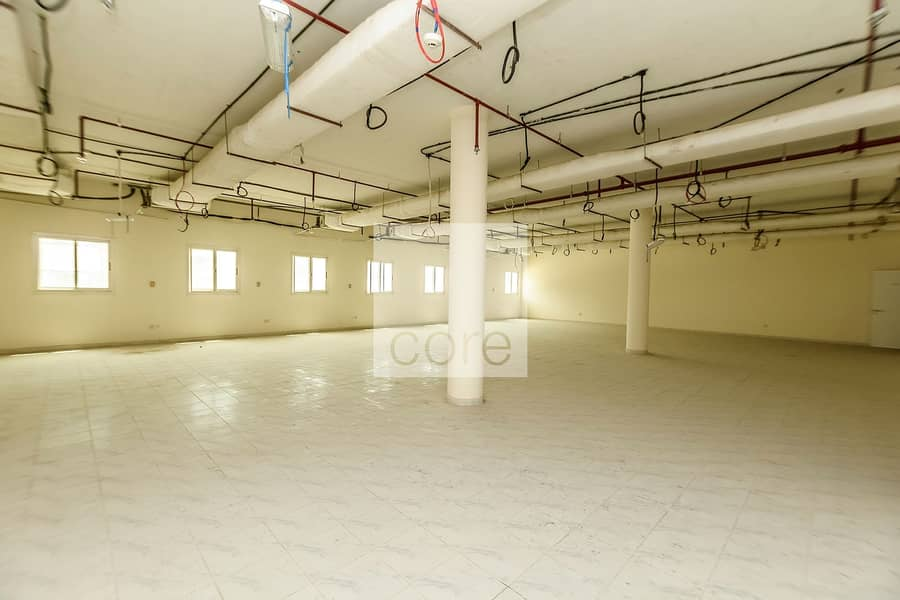 2 Full Floor | CAT A | Low Rise Building